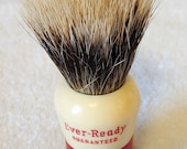 Vintage Restored Ever Ready - Model 250PB - Shaving Brush