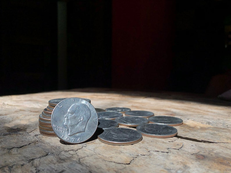 EISENHOWER IKE Dollars  Choose How Many You Would Like image 0