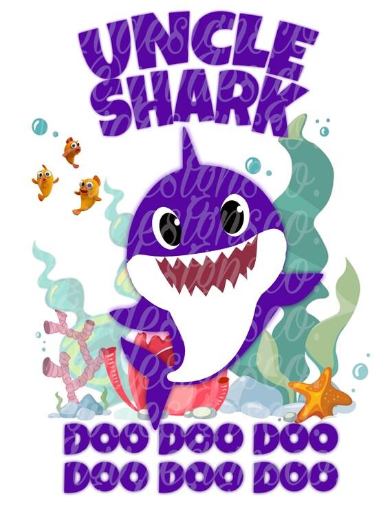 jumper Uncle Shark