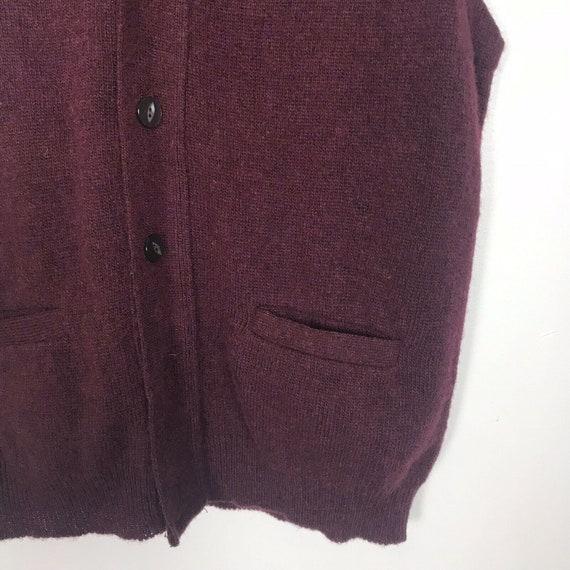 Vintage Anderson Little Sweater Vest - image 3