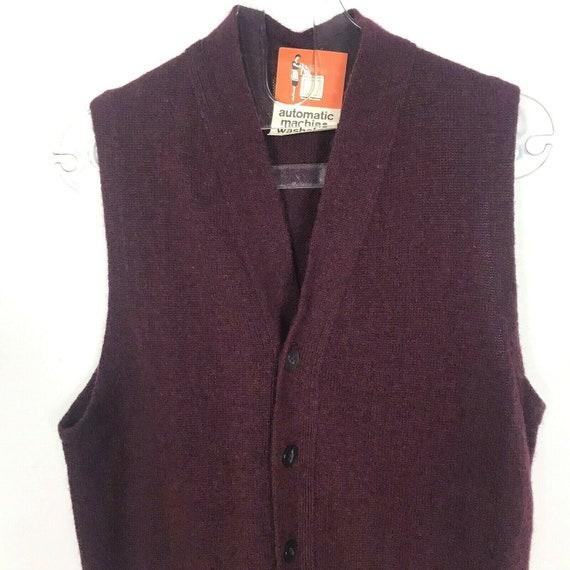 Vintage Anderson Little Sweater Vest - image 2