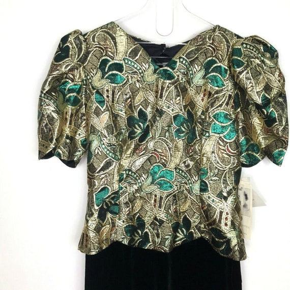 Vintage Scott McClintock Dynasty Dress 12