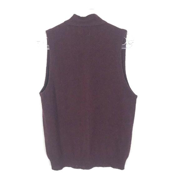 Vintage Anderson Little Sweater Vest - image 7