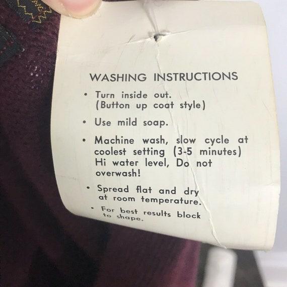 Vintage Anderson Little Sweater Vest - image 6