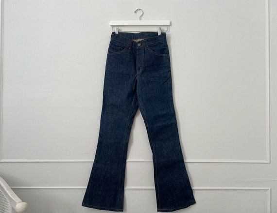 Vintage NOS 1970s High Rise Big Bell Levi's Bell B