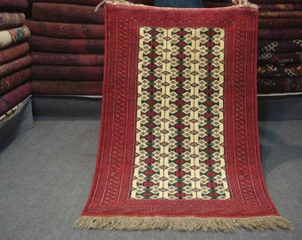 Turkmen Tribal Carpets