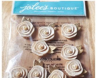 JOLEE/'S BOUTIQUE Autocollants-Layered Mini Fleurs