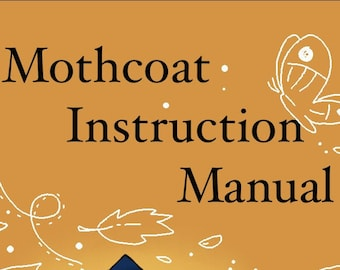 Mothcoat Printable Pattern and Instructions
