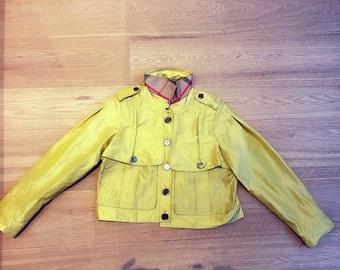 5a16934106d Burberry jacket   Etsy