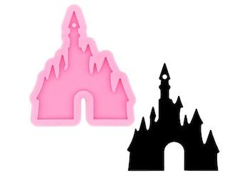 Castle Ear Grip Silicone Mold