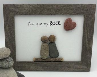 PET ROCK//YOURE MY ROCK NOVELTY GIFT
