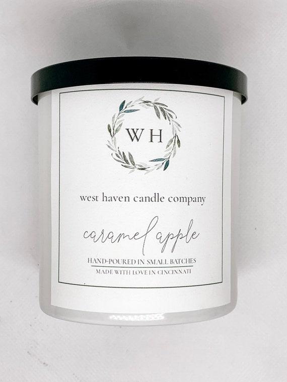 10 oz Fall Candle | Handmade