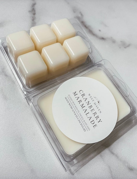 Coconut-Soy Wax Melts