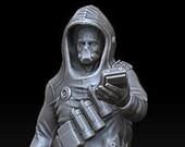 CBRN Soldier