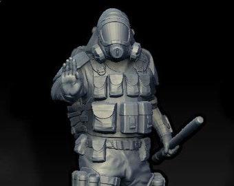Hazard Suit Soldier (leader)