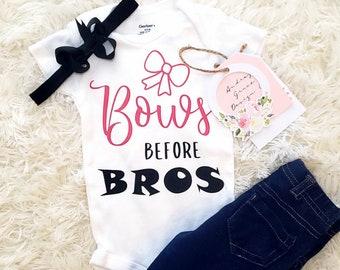 Arcos antes Bros Funny Nuevo pesonalised Baby Chaleco Body babygrow Para Unisex