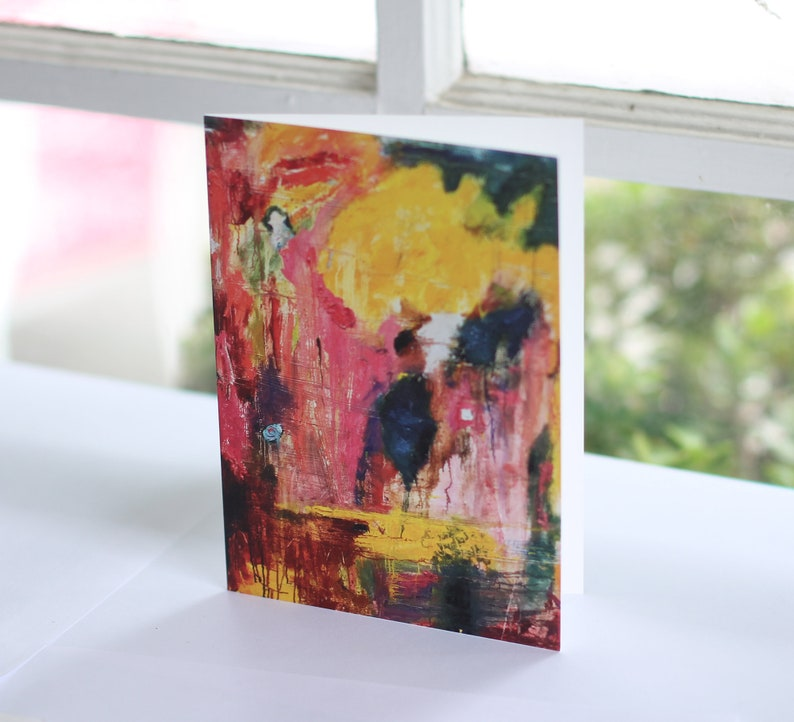 Floral Greeting Card Set
