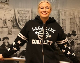 Legalize Equality Hoodie