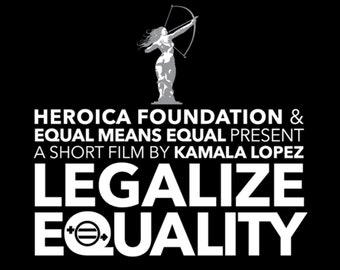 Legalize Equality DVD