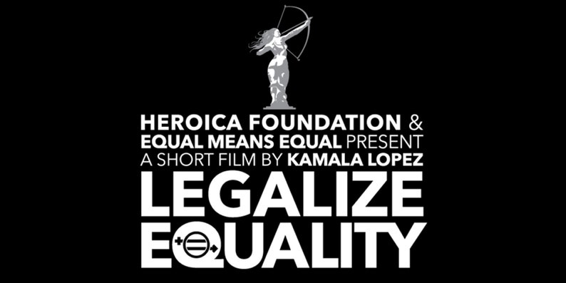 Legalize Equality DVD image 0