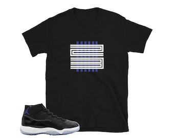 """/""""ON MY J GAME/"""" T-Shirt to Match Air Retro 11 /""""SPACE JAM/"""" 2016"""