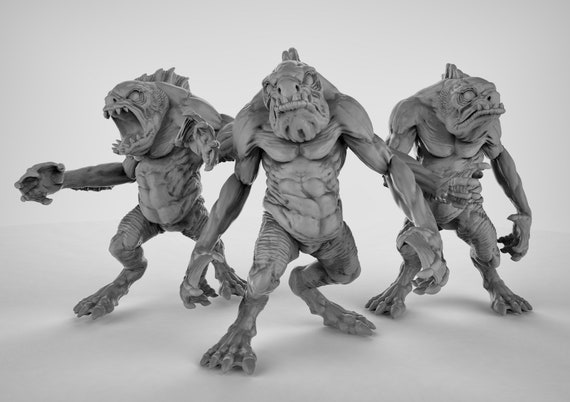 Kuo Toa Deepones Resin Miniatures D D Dungeons And Dragons Etsy Lobster head or black pearl. kuo toa deepones resin miniatures d d dungeons and dragons or tabletop gaming