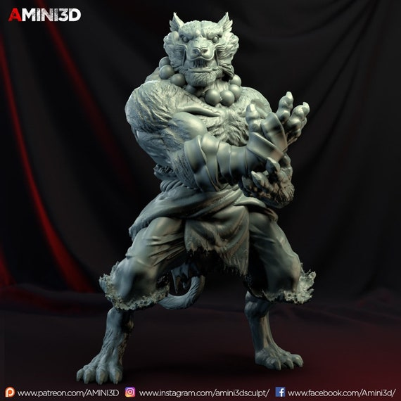 Tabaxi Monk Male Resin Miniature Dnd Miniatures Etsy Great stuff, love the style! tabaxi monk male resin miniature dnd miniatures dungeons dragons miniatures pathfinder miniatures rpg tabletop miniatures