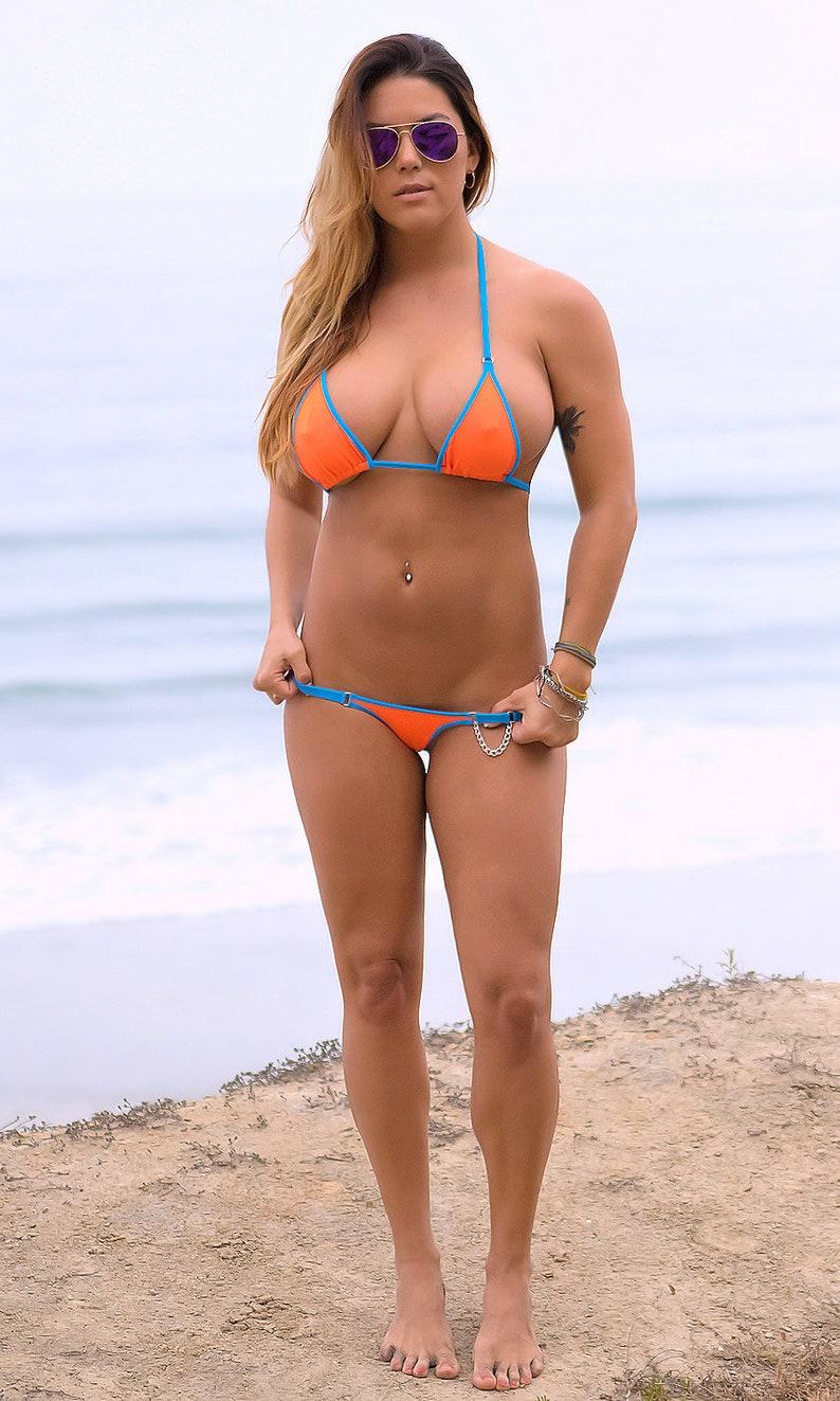 Dubio Bikini Deja Vu Micro Bikini 8026   Etsy