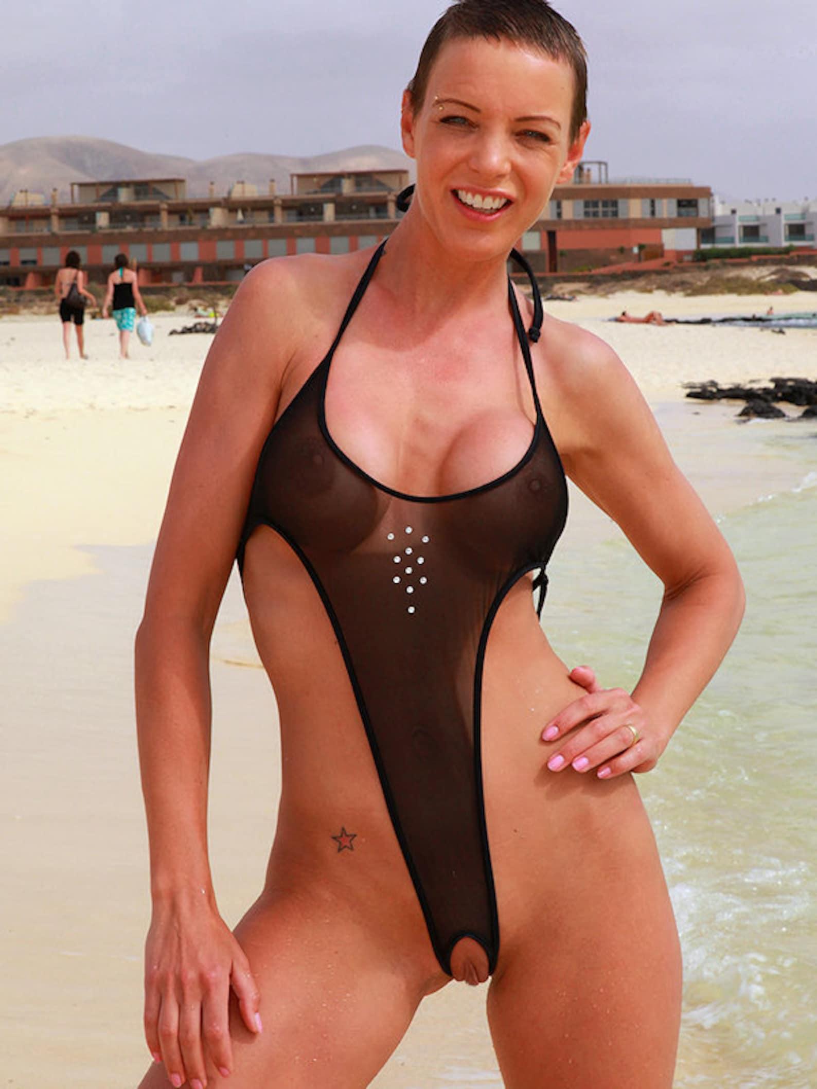 Dubio® Bikini Luscious See Through Bikini   Etsy