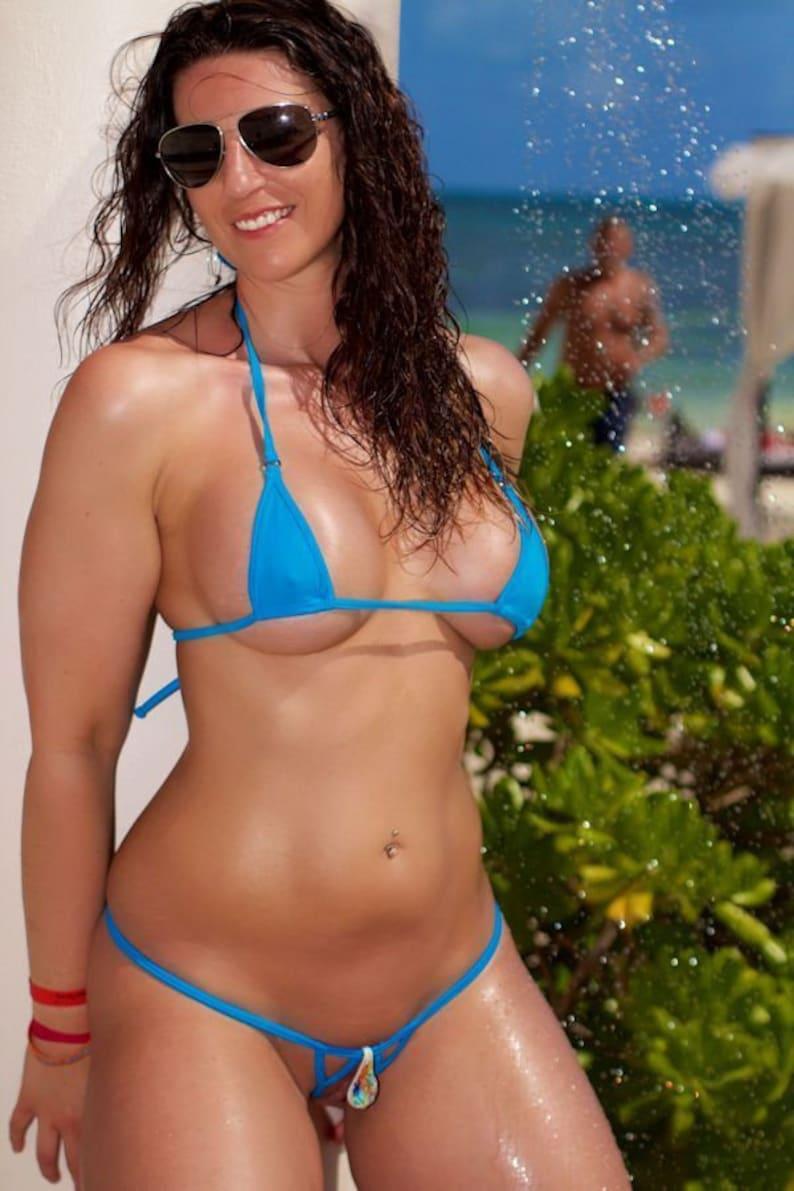 Dubio® Bikini Seduction Crotchless Extreme Bikini   Etsy