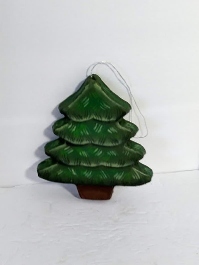 Christmas Whimsical Christmas Tree Ornament Holiday