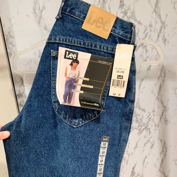 Vintage 90s Lee Jeans New with the original tags
