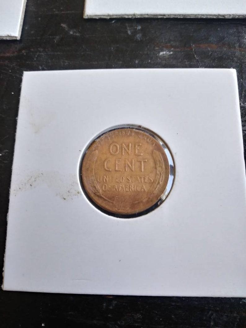 1937 Cooper Lincoln Wheat penny