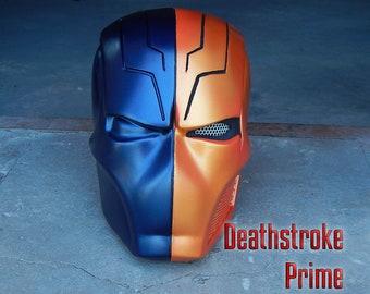 Deathstroke Prime DC Comics Helmet for Cosplay