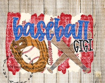 Go All-Stars PNG Softball Sport Mom Team Spirit Sublimation Digital Download Sublimation Design Watercolor Floral Stripe INSTANT DOWNLOAD