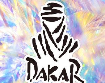 Dakar Stickers Etsy