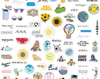 Hydro Flask Stickers Etsy