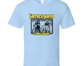 James Gang T Shirt