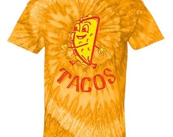Tacos Tye Dye Tie Dye