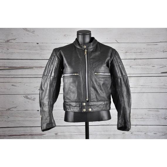 Vintage Moto leather jacket