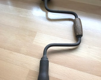 Vintage 1950s Hand Drill