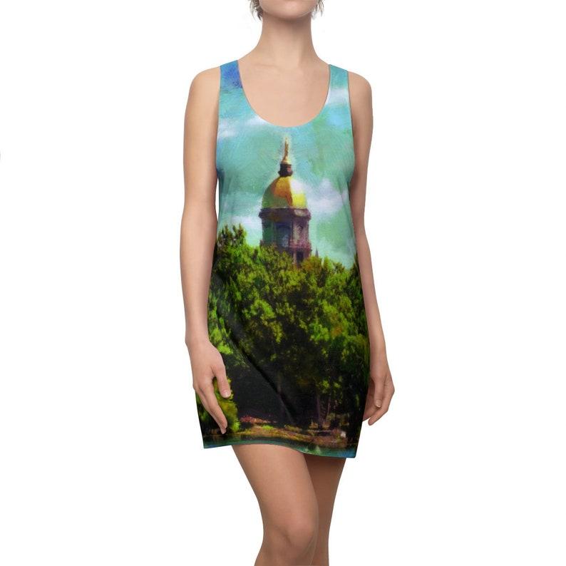 ND Dome AOP Cut'N-Sew Women's  Dress is image 0