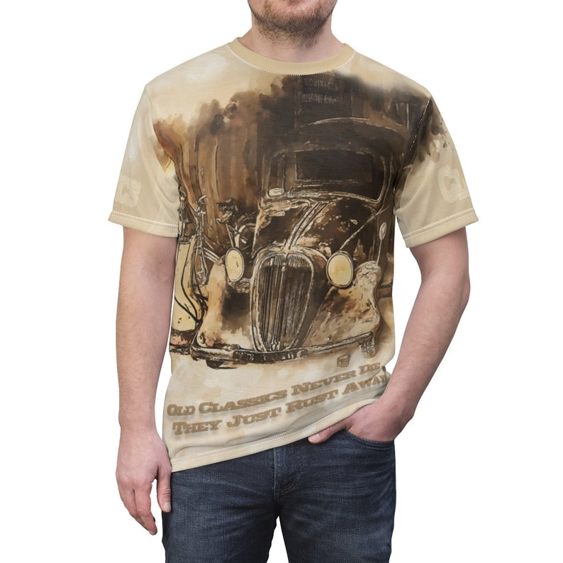 Free U.S.A. Shipping Old Classics Never Die image 0