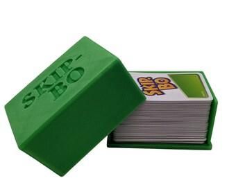 SkipBo Card Game Storage (3D Printed)