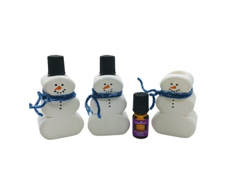 Snowman Display for 5ml Essential Oil Roller