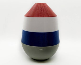 Red, White, and Blue Cover for Young Living Dewdrop Diffuser