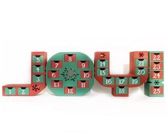 Advent Calendar Christmas Joy
