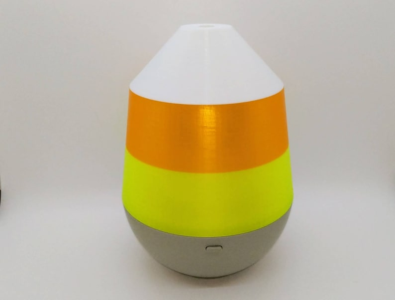 Candy Corn Cover for Young Living Dewdrop Diffuser image 0
