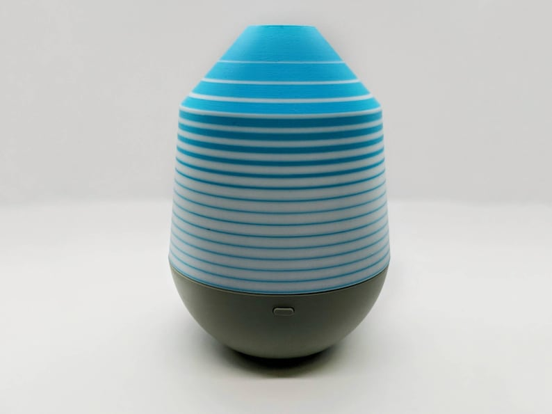 Teal Blue Cover for Young Living Dewdrop Diffuser image 0