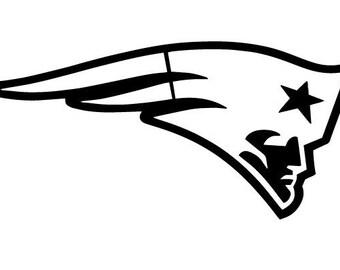New England Patriots Calcomanía Pegatina de vinilo Laptop Coche Cornhole casco de pared